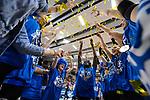 11.05.2019, Scharrena, Stuttgart<br />Volleyball, Bundesliga Frauen, Play-offs Finale, 5. Spiel, Allianz MTV Stuttgart vs. SSC Palmberg Schwerin<br /><br />Deutscher Meister 2019: Allianz MTV Stuttgart<br /><br />  Foto © nordphoto / Kurth