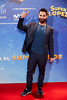 Dani Rovira attends to Super Lopez premiere at Capitol cinema in Madrid, Spain. November 21, 2018. (ALTERPHOTOS/A. Perez Meca) /NortePhoto NORTEPHOTOMEXICO