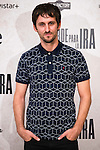 """The director of the film, Raul Arevalo during the presentation of the spanish film """" Tarde para la Ira"""" at Cines Palafox in Madrid. September 06, Spain. 2016. (ALTERPHOTOS/BorjaB.Hojas)"""