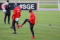 Jetro Willems (Eintracht Frankfurt) - 14.11.2017: Eintracht Frankfurt Training, Commerzbank Arena