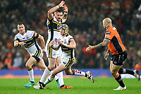 Picture by Alex Whitehead/SWpix.com - 07/10/2017 - Rugby League - Betfred Super League Grand Final - Castleford Tigers v Leeds Rhinos - Old Trafford, Manchester, England - Leeds' Jack Walker in action.