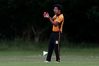 Gidea Park and Romford CC vs Harold Wood CC, Shepherd Neame Essex League Cricket at Gidea Park Sports Ground on 6th July 2019