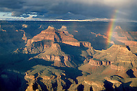 Rainbow over Isis Temple<br />
