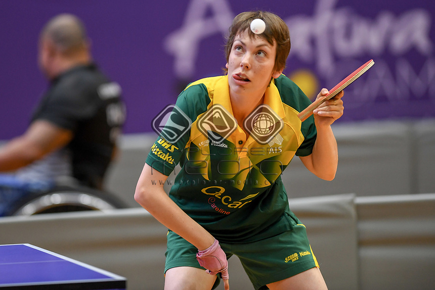 TT / Rebecca Julian (AUS)<br /> Marrara Sporting Complex<br /> 2019 Arafura Games - NT<br /> Thursday 2 May 2019<br /> © STL / Jeff Crow / Paralympics Australia