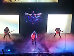 Megadeth- Dave Mustaine, David Ellefson, Chris Broderick,Shawn Drover - House of Blues, Las Vegas- 2013