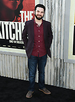 "05 August 2019 - Hollywood, California - Sam Levine. ""The Kitchen"" Los Angeles Premiere held at TCL Chinese Theatre.  <br /> CAP/ADM/BT<br /> ©BT/ADM/Capital Pictures"