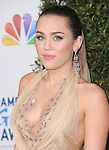 Miley Cyrus attends The  American Giving Awards held at Dorothy Chandler Pavilion in Los Angeles, California on December 09,2011                                                                               © 2011 DVS / Hollywood Press Agency