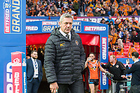 Picture by Allan McKenzie/SWpix.com - 07/10/2017 - Rugby League - Betfred Super League Grand Final - Castleford Tigers v Leeds Rhinos - Old Trafford, Manchester, England - The brief, Daryl Powell.
