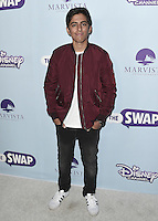 """HOLLYWOOD - OCTOBER 5:  Karan Brar at the Los Angeles premiere of """"The Swap"""" at ArcLight Hollywood on October 5, 2016 in Hollywood, California. Credit: mpi991/MediaPunch"""
