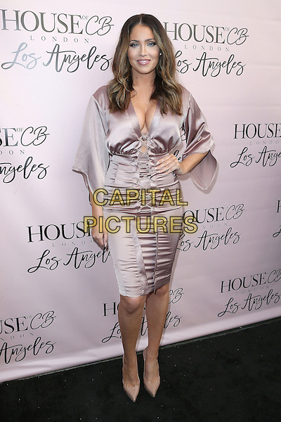 14 June 2016 - West Hollywood, California - Olivia Pierson. House of CB Flagship Store Launch held at The House of CB Store. <br /> CAP/ADM/SAM<br /> &copy;SAM/ADM/Capital Pictures