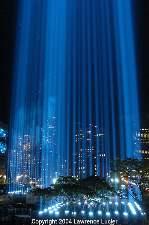 September 11 Tribute in Lights