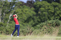 Dorota Zalewska (Poland) during final day of the World Amateur Team Championships 2018, Carton House, Kildare, Ireland. 01/09/2018.<br /> Picture Fran Caffrey / Golffile.ie<br /> <br /> All photo usage must carry mandatory copyright credit (© Golffile | Fran Caffrey)
