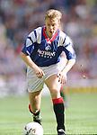David Hagen, Rangers
