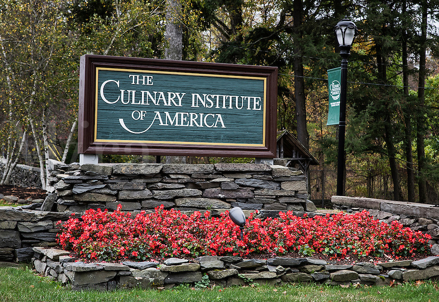 The Culinary Institute of America, Hyde Park, New York, USA