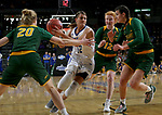 South Dakota State vs North Dakota State Summit League Basketball