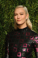 NEW YORK, NY - NOVEMBER 6: Karlie Kloss at the 14th Annual CFDA Vogue Fashion Fund Gala at Weylin in Brooklyn, New York City on November 6, 2017. <br /> CAP/MPI/JP<br /> &copy;JP/MPI/Capital Pictures