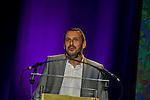 Safy Nebbou lors de la soirée de remise des bayards lors de la  29eme édition du Festival du Film Francophone, Namur le 03 octobre 2014 Belgique