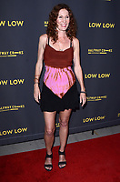 """LOS ANGELES - AUG 15:  Mary McNeill at the """"Low Low"""" Los Angeles Premiere at the ArcLight Hollywood on August 15, 2019 in Los Angeles, CA"""
