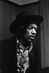 Jimi Hendrix 1967..............