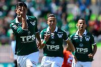 Futbol 2018 1B Santiago Wanderers vs Magallanes