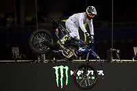 FMX / Corey Creed<br /> Monster Energy Aus-XOpen<br /> Supercross &amp; FMX International<br /> Qudos Bank Arena, Olympic Park NSW<br /> Sydney AUS Sunday 12  November 2017. <br /> &copy; Sport the library / Jeff Crow