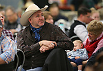 "Ty Rogers listens to speakers at the ""We Are Western"" event hosted by the Western Nevada College Foundation, in Carson City, Nev., on Friday, March 8, 2019. <br /> Photo by Cathleen Allison/Nevada Momentum"