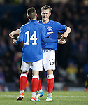 Robbie Crawford and Barrie McKay