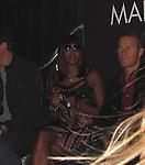 Naomi Campbell Halloween 10/31/2011