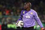 19 JUN 2010: Souleymanou Hamidou (CMR). The Cameroon National Team lost 1-2 to the Denmark National Team at Loftus Versfeld Stadium in Tshwane/Pretoria, South Africa in a 2010 FIFA World Cup Group E match.