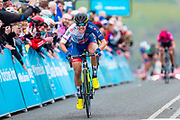 Picture by Alex Whitehead/SWpix.com - 04/05/2018 - Cycling - 2018 Asda Women's Tour de Yorkshire - Stage 1: Barnsley to Ilkley - Dani Rowe of Great Britain finishes third on Stage 2.