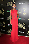 BEVERLY HILLS - JUN 22: Shaun Robinson at The 41st Annual Daytime Emmy Awards at The Beverly Hilton Hotel on June 22, 2014 in Beverly Hills, California