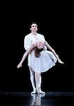 PROUST OU LES INTERMITTENCES DU COEUR (1974)....Choregraphie : PETIT Roland..Lumiere : DESIRE Jean Michel..Costumes : SPINATELLI Luisa..Decors : MICHEL Bernard..Avec :..HECQUET Laura..DUQUENNE Christophe..Lieu : Opera Garnier..Compagnie : Ballet National de l'Opera de Paris..Orchestre de l'Opera National de Paris..Ville : Paris..Le : 26 05 2009....© Laurent PAILLIER / photosdedanse.com..All rights reserved