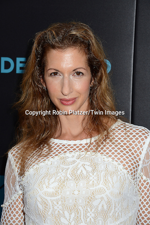 Alysia Reiner attends the Special Screening of &quot;John Wick&quot;  on October 13, 2014 at the Regal Union Square Stadium 14 in New York City.<br /> <br /> photo by Robin Platzer/Twin Images<br />  <br /> phone number 212-935-0770