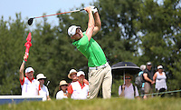 Maximilian Kieffer (GER) posted a 65 during Round Three of the 2015 Alstom Open de France, played at Le Golf National, Saint-Quentin-En-Yvelines, Paris, France. /04/07/2015/. Picture: Golffile | David Lloyd<br /> <br /> All photos usage must carry mandatory copyright credit (© Golffile | David Lloyd)