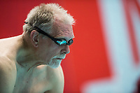 Picture By Allan Mckenzie/SWpix.com - 28/10/2017 - Swimming - Swim England Masters National Champs - Ponds Forge International Sports Centre, Sheffield, England - John Anderson.