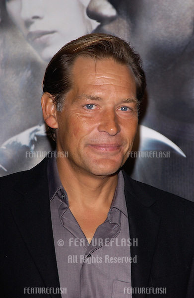 Dec 7, 2004; Los Angeles, CA: Actor JAMES REMAR at the Los Angeles premiere of his new movie Blade: Trinity..