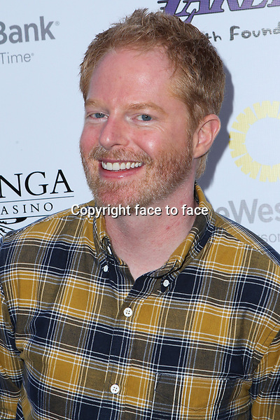 Jesse Tyler Ferguson  at Lakers Casino Night Fundraiser Benefiting The Lakers Youth Foundation held at Club Nokia on March 10, 2013 in Los Angeles, California...Credit: MediaPunch/face to face..- Germany, Austria, Switzerland, Eastern Europe, Australia, UK, USA, Taiwan, Singapore, China, Malaysia and Thailand rights only -