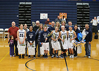 Girls 8th Grade Basketball 11/14/17