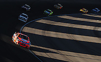 Mar 2, 2008; Las Vegas, NV, USA; NASCAR Sprint Cup Series driver Jeff Burton during the UAW Dodge 400 at Las Vegas Motor Speedway. Mandatory Credit: Mark J. Rebilas-US PRESSWIRE