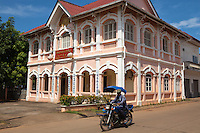 The Chinese population in Laos has always been small when compared to the impressive size of Chinese communities in other parts of Southeast Asia. It seems that a lack of access to the sea, the mountainous terrain and the jungle have made this country an unlikely area for the development of commerce, thus attracting fewer Chinese traders than its immediate neighbours Vietnam, Cambodia and Thailand. In spite of its small size, the Chinese community in Laos possesses, nevertheless, its own history and identity, and holds a special position within modern Lao society.