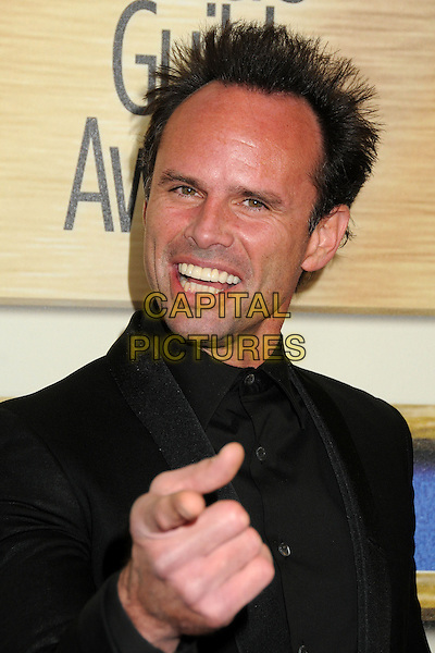 1 February 2014 - Los Angeles, California - Walton Goggins. 2014 Writers Guild Awards West Coast held at the JW Marriott Hotel.  <br /> CAP/ADM/BP<br /> &copy;Byron Purvis/AdMedia/Capital Pictures