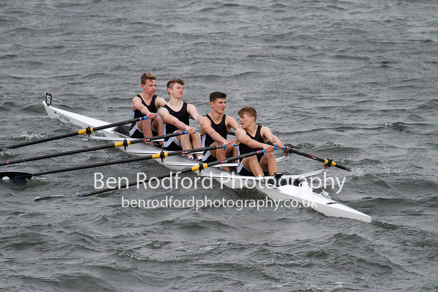 Crew: 156  A B Severn  Event: J16 Quads<br /> <br /> Schools' Head of the River 2017<br /> <br /> To purchase this photo, or to see pricing information for Prints and Downloads, click the blue 'Add to Cart' button at the top-right of the page.