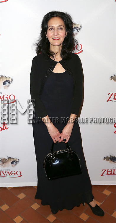 Jacqueline Antaramian attends the Broadway Opening Night After Party for 'Doctor Zhivago' at Rockefeller Center on April 21, 2015 in New York City.