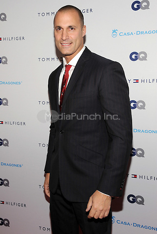 New York, NY- December 11: Nigel Barker attend the Tommy Hilfiger and GQ event honoring The Men Of New York at the Tommy Hilfiger Flagship on December 11, 2014 in New York City. Credit: John Palmer/MediaPunch