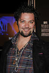 LOS ANGELES, CA. - September 12: Bam Margera poses in the press room at the 2010 MTV Video Music Awards held at Nokia Theatre L.A. Live on September 12, 2010 in Los Angeles, California.