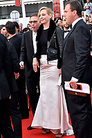 www.acepixs.com<br /> <br /> May 18 2017, Cannes<br /> <br /> Uma Thurman arriving at a screening of 'Loveless'  during the 70th annual Cannes Film Festival at Palais des Festivals on May 18, 2017 in Cannes, France<br /> <br /> By Line: Famous/ACE Pictures<br /> <br /> <br /> ACE Pictures Inc<br /> Tel: 6467670430<br /> Email: info@acepixs.com<br /> www.acepixs.com