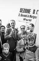 - Benigno Zaccagnini partecipa alla prima Festa Nazionale dell'Amicizia della DC (Democrazia Cristiana) a Palmanova (Udine, Settembre 1977)<br /> <br /> - Benigno Zaccagnini takes part in the first National Festival of Friendship of the DC (Christian Democrats) in Palmanova (Udine, September 1977)