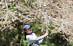 Vivian Lu. New Zealand Amateur Championship, Wairakei Golf Course and Sanctuary, Taupo, New Zealand, Sunday 4  November 2018. Photo: Simon Watts/www.bwmedia.co.nz