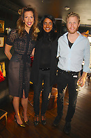 Alysia Reiner, Meera Menon, Paul Gleason<br />