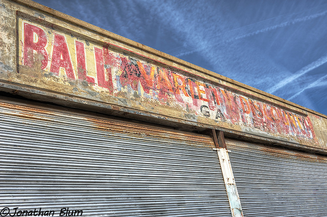 Colorful Decay, Coney Island